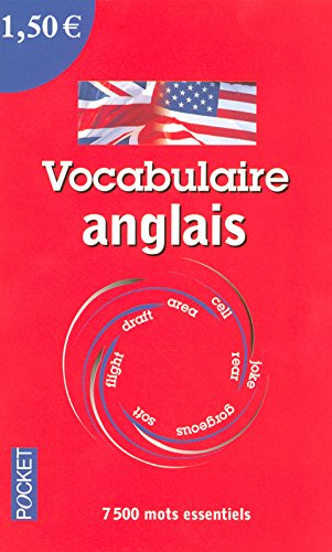 Vocabulaire anglais  1.99 euros