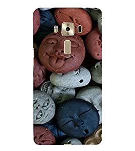 PrintVisa Designer Back Case Cover for Asus Zenfone 3 Laser ZC551KL (5.5 Inches) (Painitings Watch Cute Fashion Laptop Bluetooth )