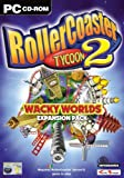 Best Atari PC Games - RollerCoaster Tycoon 2: Wacky Worlds Expansion Pack (PC) Review