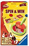 Ravensburger 23283 - High School Musical: Spin & Win Mitbringspiel