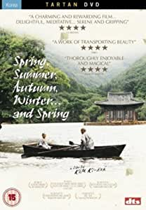 Spring, Summer, Autumn, Winter... and Spring [DVD] [2003]