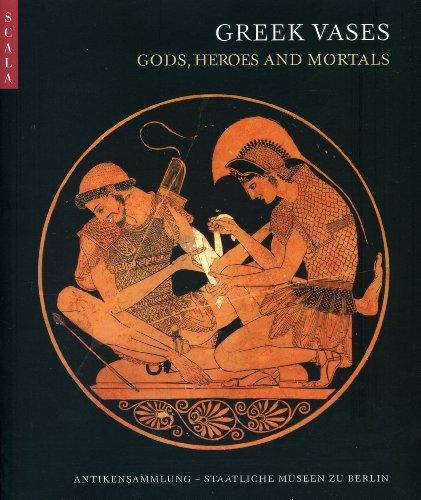Greek Vases: Images of Gods and Men