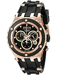 Invicta Analog Black Dial Women's Watch-80416