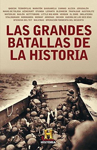 Las grandes batallas de la historia (OBRAS DIVERSAS)