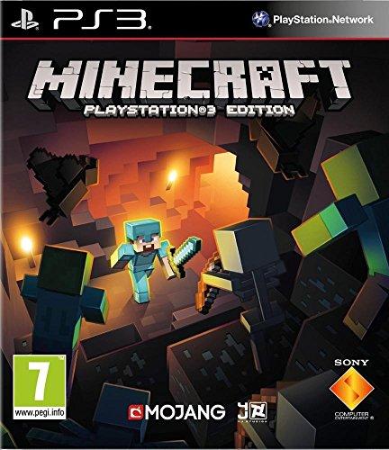 Minecraft - PlayStation 3 - [Edizione: Francia]