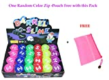 Magicwand Barrel-O-Slime Kids Toy Slime Putty (24 Pcs Box)