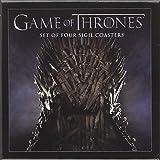 Game of Thrones Sigil Coasters Set by Dark Horse Delu (2000-01-01)