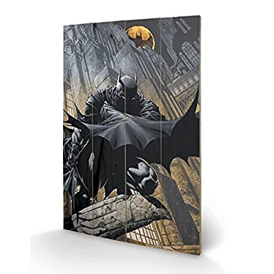 PYRAMID - Panneau en Bois Batman Night Watch