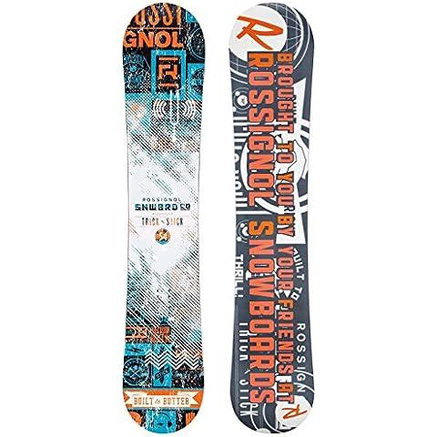 Rossignol Trickstick CYT Amptek Midwide Snowboard 154 by Rossignol