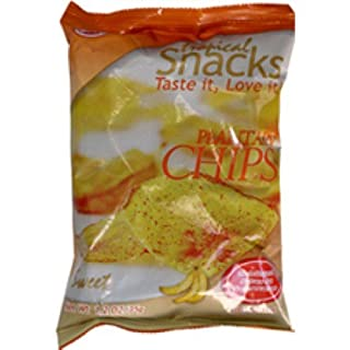 Ades Plantain Chips Sweet Ripe Flavour 35g