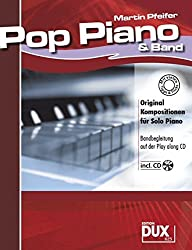 Pop Piano & Band, mit Audio-CD