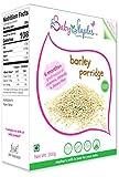 BabyStaples Organic Barley Porridge | 100% Organic Baby Food for 6 Month +