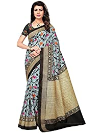 Sarees For Women Sarees New Collection Sarees For Women Latest Design Bhagalpuri Printed Silk Sarees New Collection...