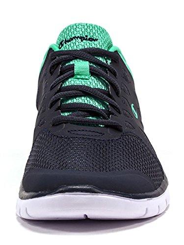 Champion Low Cut Shoe ALPHA Scarpe Running, Donna Blu
