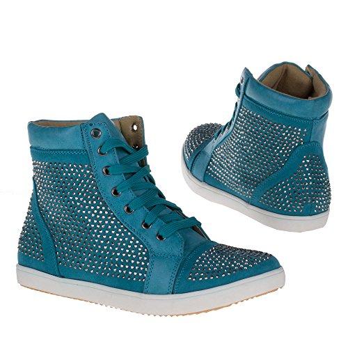 Ital-Design, basso donna Blau BL1593