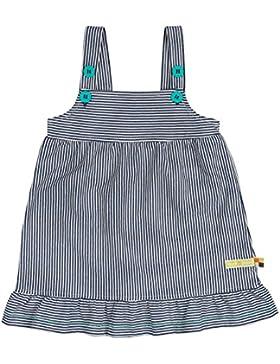 loud + proud Mädchen Kleid, Ringel
