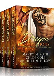 Dragon Seductions: An Alpha Paranormal Dragon Shifter Box Set