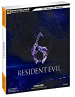 Resident Evil 6 Signature Series Guide de BradyGames