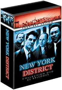 New York District - L'intégrale Saison 1 (22 épisodes) - Coffret 6 DVD