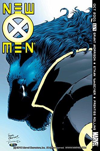 New X-Men (2001-2004) #117 - 2001 Van