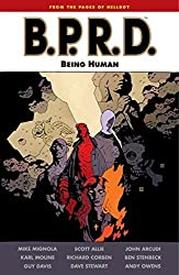 B.P.R.D.: Being Human by Mike Mignola (2011-11-29)