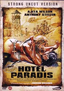 Hotel Paradise (Prigioniere del Sesso) (Blood for Liberty) (Escape from Hell) (Strong Uncut Version) (1980) (Region 2) (Origine Scadinavian) (Sans sous-titres français) (Sans Langue Francaise)