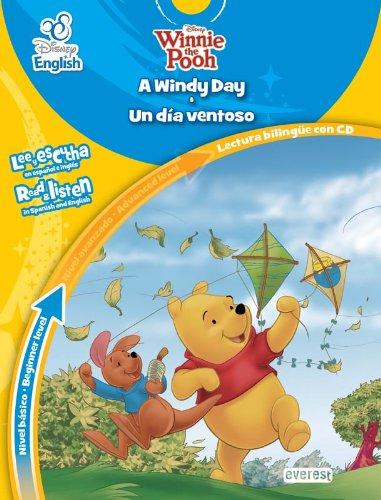 disney-english-a-windy-day-un-da-ventoso-nivel-bsico-beginner-level-lectura-bilinge-con-cd-lee-y-esc