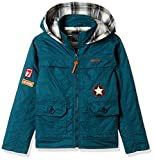 Best Winter Jackets For Boys - Cherokee Boys' Regular Fit Cotton Jacket Review