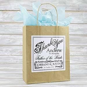 Amazon Wedding Gift List Uk : ... Gift Brown Bag Coloured Tissue Paper (Turquoise): Amazon.co.uk