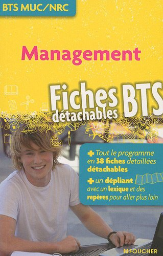 Management BTS MUC/NRC