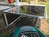 PreGaRo PG67 Garage (speziell für Bosch® Indego Modelle) - 4