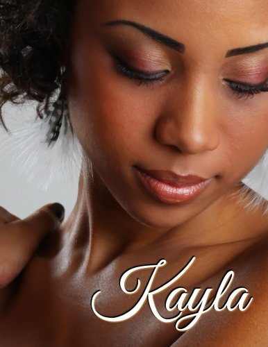 Kayla: Personalized Book with Name, Notebook, Journal, Diary, 105 Lined Pages, 8 1/2