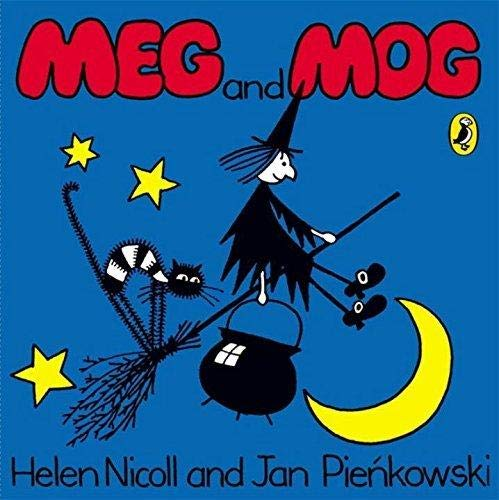 Meg and Mog by Helen Nicoll (27-May-2004) Board book