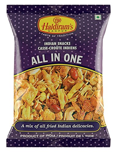 Haldiram's Nagpur All in One, 350g