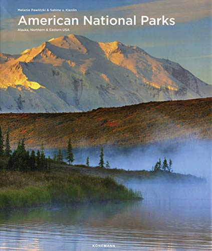 American National Parks 1 - Alaska,Nothern & Eastern USA - Alaska National Park