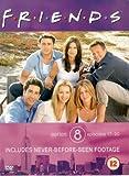 Friends Series 8 Ep 17-20 - Jennifer Aniston, Matthew Perry, Courtney Cox, Lisa Kudrow, DVD
