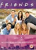 Friends Series 8 Ep 17-20 - Jennifer Aniston, Matthew Perry, Courtney Cox, Lisa Kudrow, DVD