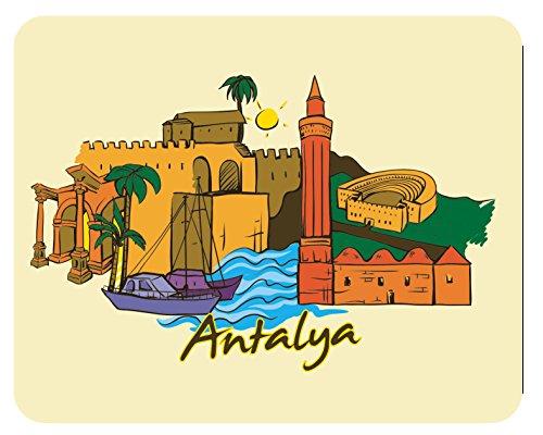 Preisvergleich Produktbild Mousepad Antalya