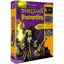 Käpt'n Säbelzahn - die Piratenprüfung