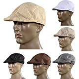 Generic New Mens Vintage Flat Cap Peaked Racing Hat Beret Country Golf Cool Style-parent