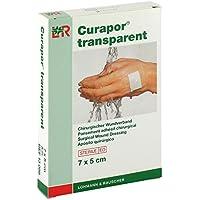 Curapor Wundverband transparent 5x7 cm steril 5 stk preisvergleich bei billige-tabletten.eu