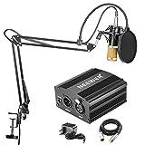 Neewer NW-800 Microfono a Condensatore Professionale NW-35 Stand per...