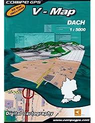TwoNav 002-6000410 V-Maps - Mapas de Alemania, Austria y Suiza en 3D