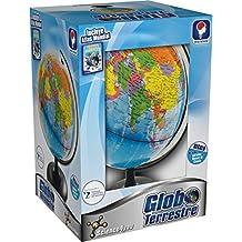 Science4you Globo terrestre y atlas mundial - Juguete científico y educativo