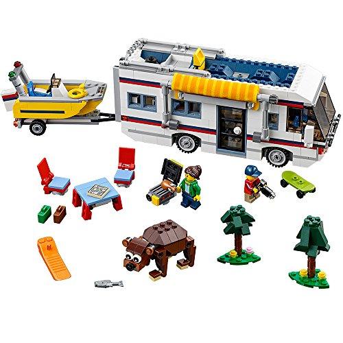 LEGO Creator 31052 Vacation Getaways Building Kit (792 Piece) by LEGO