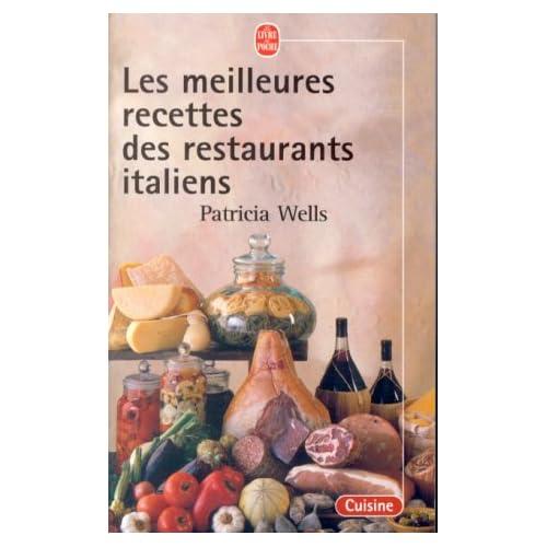 Les meilleures recettes des restaurants italiens