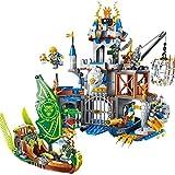Yyz Glory Battle Series Flying Eagle Castle Assembler des Blocs de Construction...
