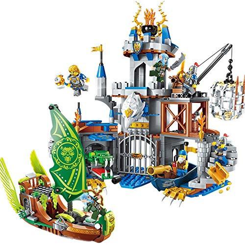 rie Flying Eagle Castle Montage Bausteine   Kinder Puzzle Weisheit Spielzeug Geburtstagsgeschenk ()