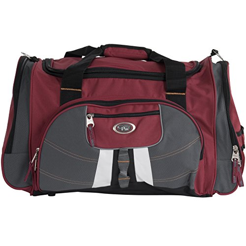calpak-hollywood-22-inch-carry-on-unisex-polyester-duffel-bag-deep-red-one-size