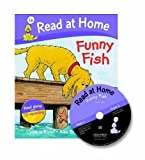 Read at Home: Level 1a: Funny Fish Book + CD by Roderick Hunt (2006-01-05)